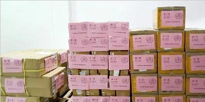 爱尔眼科向世界卫生组织捐赠医疗物资,助力全球疫情阻击战