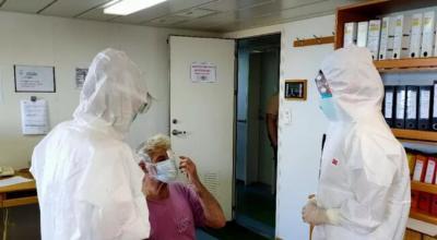 希腊船员灼伤角膜求救助,爱尔医生用专业诠释担当